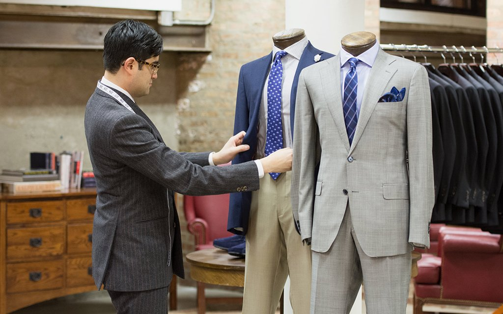 Where to Find Inspiration for Your Next Custom Suit